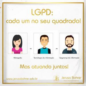 Read more about the article Adequação à LGPD: uma jornada multidisciplinar!