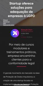 Read more about the article O Implementando a LGPD estará na Gramado Summit/2021!