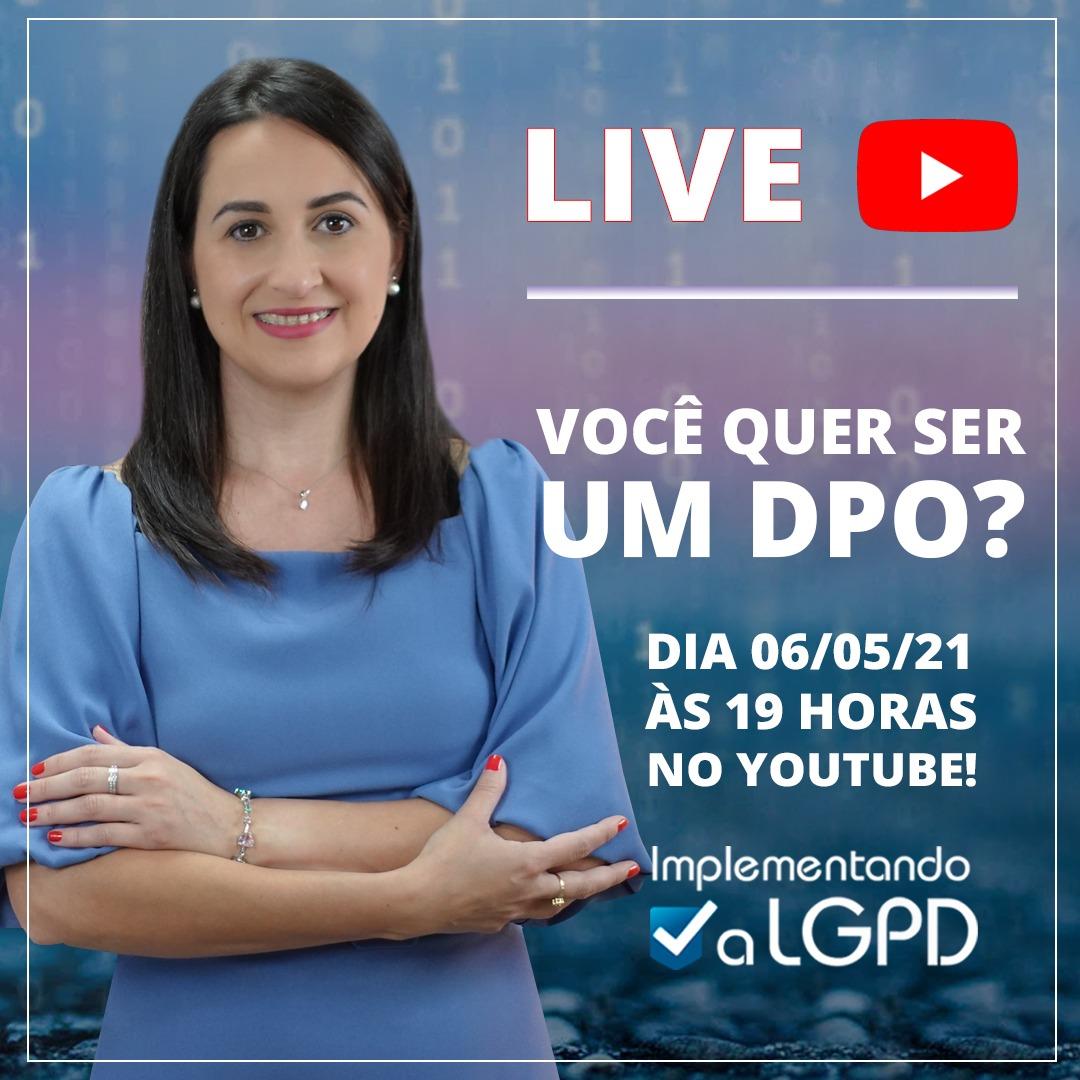 Read more about the article Você quer ser um DPO?