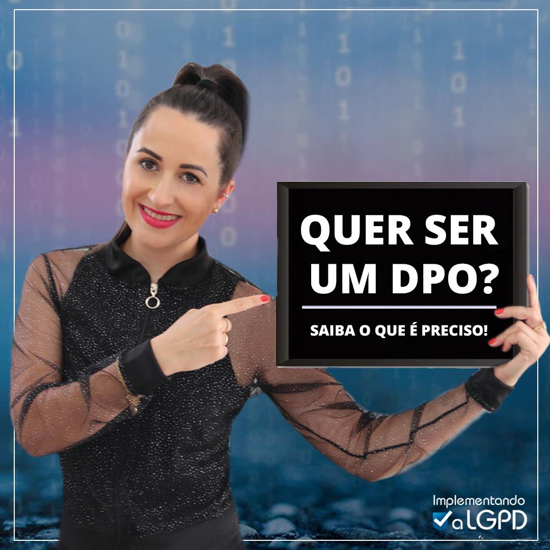 Read more about the article Você quer ser um DPO? Saiba tudo o que é preciso para ter sucesso nessa promissora carreira!